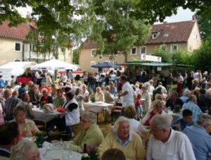 Sommerfest des BWV Hildesheim